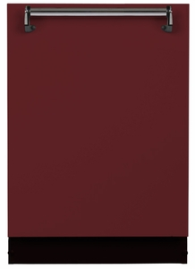 ALTTDWCRN AGA Legacy Fully Integrated Dishwasher with Six Cycles - Cranberry