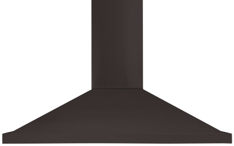 Amchd44blk Aga 44 Wall Mount Vent Hood With Halogen Lighting And Adjustable Duct Covers 600 Cfm Black