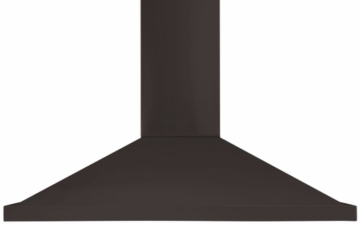 "AMCHD44BLK AGA 44"" Wall Mount Vent Hood with Halogen Lighting and Adjustable Duct Covers - 600 CFM - Black"