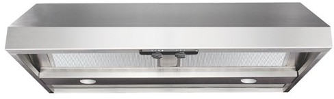 "AP1036600 Air King Professional 36"" Wall Mounted Range Hood with 600 CFM Blower - Stainless Steel"