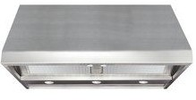 "AP1830600 Air King Professional 30"" Wall Mounted Range Hood with 600 CFM Blower - Stainless Steel"