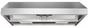 """APF1036600 Air King Professional Energy Star 36"""" Wall Mounted Range Hood with 600 CFM Blower - Stainless Steel"""
