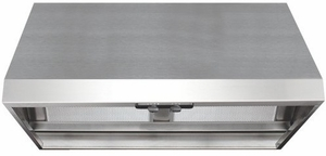"""APF1836600 Air King Professional Energy Star 36"""" Wall Mounted Range Hood with 600 CFM Blower - Stainless Steel"""