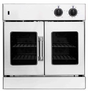 """AROFE-30 American Range 30"""" Legacy Single French Door Electric Wall Oven with Innovection Convection and Porcelainized Interior - Stainless Steel"""