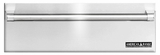 "ARR-30WD American Range 30"" Villa Professional Warming Drawer with Classic Handle - Stainless Steel"