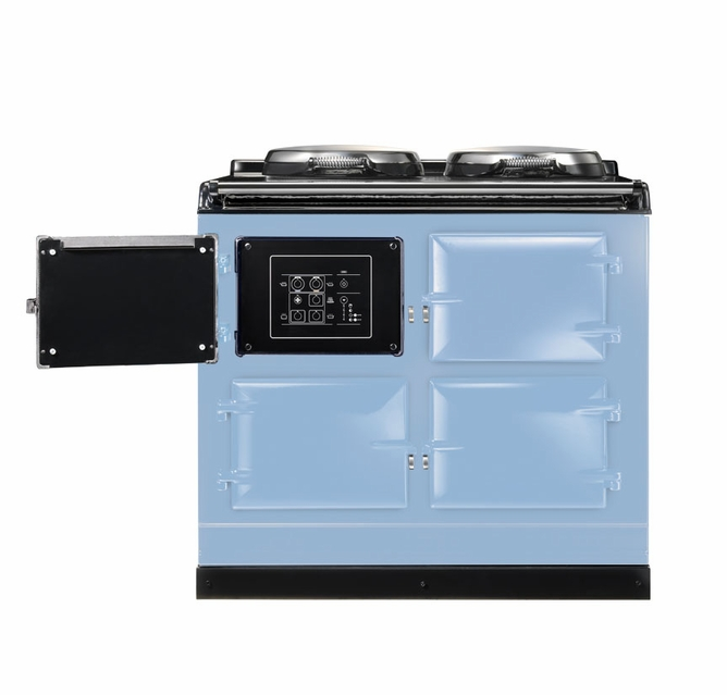 Total Control 3 Electric Range Cooker