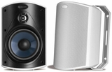 ATRIUM4 Polk Audio All Weather Outdoor Loudspeakers (Pair) - White
