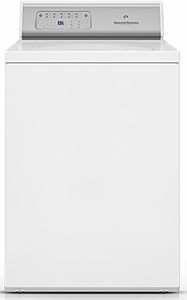 AWNE92SP113TW01 Speed Queen 3.3 Cu. Ft. Top Load Washer with Commercial Grade Electronic Controls  & 10 Cycles - White