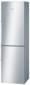"B11CB81SSS Bosch 24"" 800 Series Counter Depth Bottom-Freezer with Dual Evaporator and Electronic Controls  - Stainless Steel"
