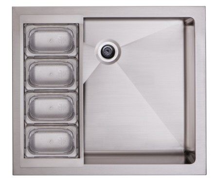 BC25 DCS Beverage Chiller - Stainless Steel