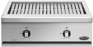 """BFGC30GN DCS 30"""" Liberty All Grill for Built-in or On-Cart Applications - Natural Gas - Stainless Steel"""