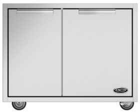 """BGB30CSS DCS 30"""" Cad Grill Cart - Stainless Steel"""