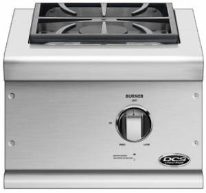 BGC131BIL DCS Single Built-in Sideburner - LP Gas - Stainless Steel