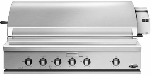 "BGC48BQARN DCS Traditional 48"" All Grill for Built-in or On-Cart Applications - Natural Gas - Stainless Steel"