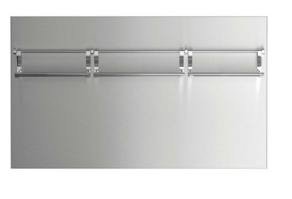 "BGCV23048 48"" DCS Pro Cooktop High Backguard - Stainless Steel"