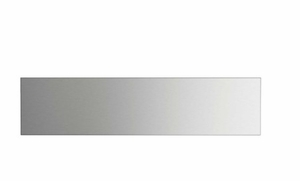 "BGRV21248 DCS 48"" Range Low Backguard - Stainless Steel"