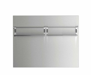 "BGRV23036 Fisher & Paykel 36"" Range High Backguard - Stainless Steel"