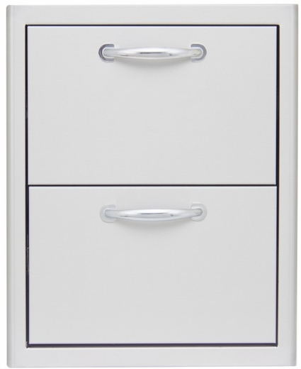 "BLZ-DRW2 Blaze 16"" Double Access Drawer"