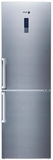 "BMF300X Fagor 24"" Counter Depth Bottom Freezer Refrigerator with LCD Touch Screen Display and Door Alarm - Fingerprint Resistant Stainless Steel"