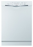 Bosch Dishwashers - Front Controls - WHITE