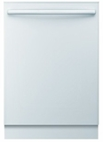 Bosch Dishwashers - Top Controls - WHITE