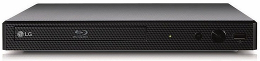 BP255 LG Blu-Ray Disc Player with Streaming Services