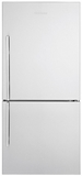 "BRFB1822SS Blomberg 30"" Bottom Freezer 17.8 Cu. Ft. Refrigerator with FlexiZone - Stainless Steel"