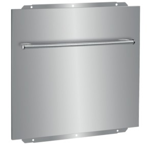 """BSB30 Superiore 30"""" Backsplash with Towel Bar - Stainless Steel"""