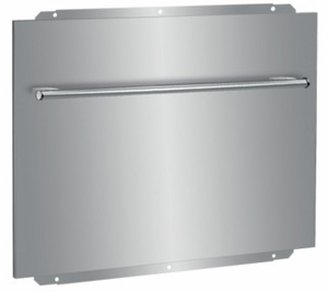 "BSB36 Superiore 36"" Backsplash with Towel Bar - Stainless Steel"