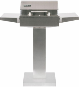 C1ELCT21 Coyote Portable Electric Grill Pedestal