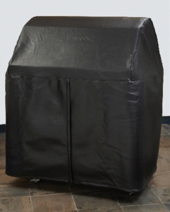 """CC27FCB Lynx 27"""" Vinyl Cover for Freestanding Grill with Side Burner"""
