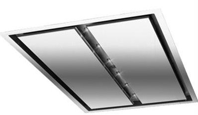 CC34IQSB Best Cirrus Ceiling Mounted Hood with iQ 600 CFM Blower - Brushed Stainless Steel