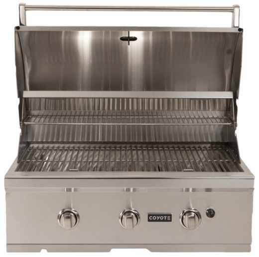 Cc3ng Coyote 34 C Series Outdoor Grill Natural Gas