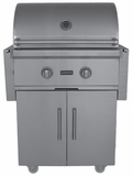 "CCX2LPFS Coyote 28"" C-Series Pre-Assembled Outdoor Grill - Liquid Propane - Stainless Steel"
