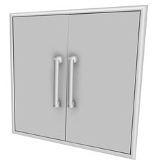 "CDA2426 Coyote 26"" Double Access Door"