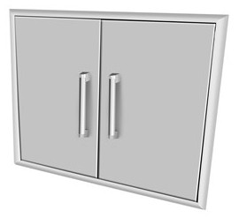 "CDA2431 Coyote 31"" Double Access Door"