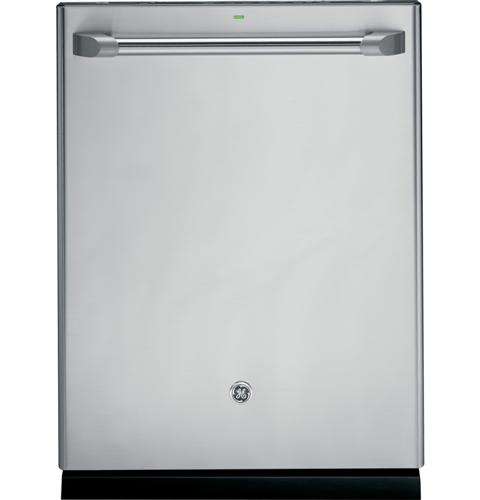 Cdt765ssfss Ge Cafe Series Stainless Interior Built In Dishwasher With Hidden Controls