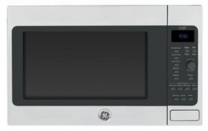 CEB1590SSSS GE Cafe 1.5 Cu. Ft. Countertop Convection Microwave Oven - Stainless Steel