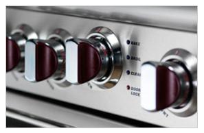 """CGSR366N Capital Culinarian Series 36"""" Self-Clean Gas Range with 6 Open Burners - Natural Gas - Stainless Steel"""