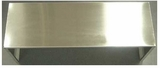 "CH0036DC12 Kobe 12"" High Duct Cover for Range Hood CH0036SQB1 - Stainless Steel"