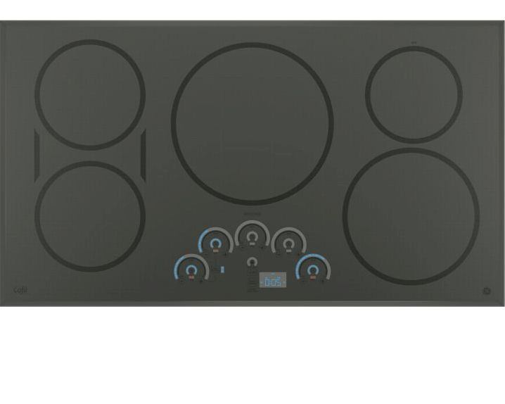 Chp9536sjss Ge Cafe 36 Built In Touch Control Induction Cooktop Gray Code