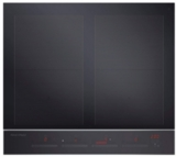 "CI244DTB2 Fisher & Pykel 24"" 4 Zone Touch&Slide Induction Cooktop with Dual Color Display - Black"