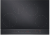 "CI304DTB2 Fisher & Paykel 30"" 4 Zone Touch&Slide Induction Cooktop with Dual Color Display - Black"