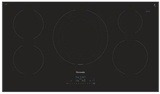 "CIT365TB Thermador 36"" Masterpiece Series Induction Cooktop with PowerBoost and Illuminated Touch Controls - Black"