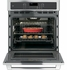 """CK7000SHSS Cafe 27"""" Built-In Single Convection Wall Oven with True European Convection - Stainless Steel - CLEARANCE"""