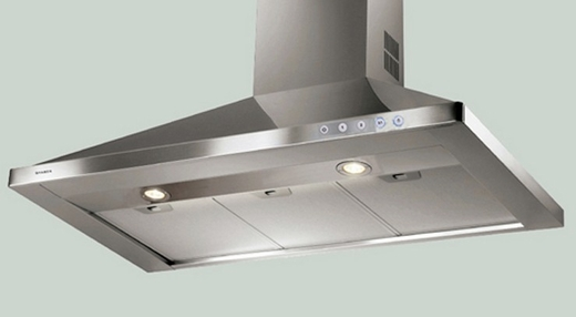 """CLAS36SS Faber Classica 36"""" Wall Canopy Range Hood - 600 CFM Motor - Stainless Steel"""