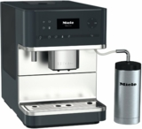 "CM6310B Miele 10"" Countertop Whole Bean/Ground Coffee System with Programmable Portion Sizes - Black"