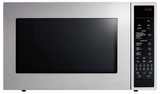 "CMOS-24SS2 Fisher & Paykel 24"" Microwave Oven - Stainless Steel"