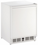 "CO29FW00A U-Line 21"" Wide ADA Series Combo Undercounter Refrigerator & Ice Maker - Field Reversible - White"