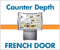 <b>Counter Depth French Door</b>